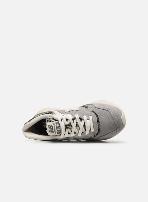 Trainers New Balance CW997 B Grey view from the left