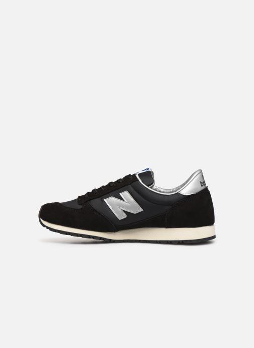 Sneakers New Balance MNCS D Zwart voorkant