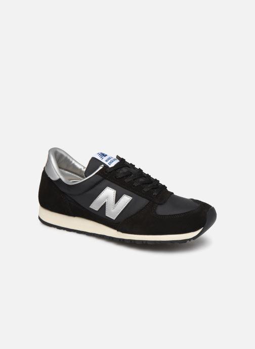 Sneakers New Balance MNCS D Zwart detail