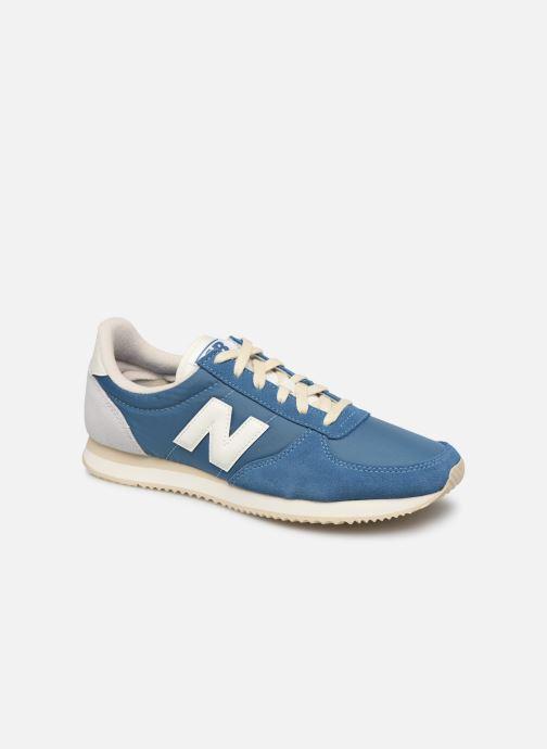 Sneaker New Balance U220 D blau detaillierte ansicht/modell