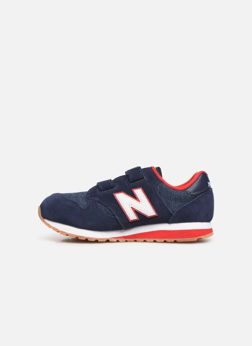 Sneakers New Balance YV520 M Blauw voorkant