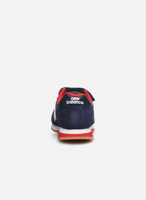 Sneakers New Balance YV520 M Blauw rechts