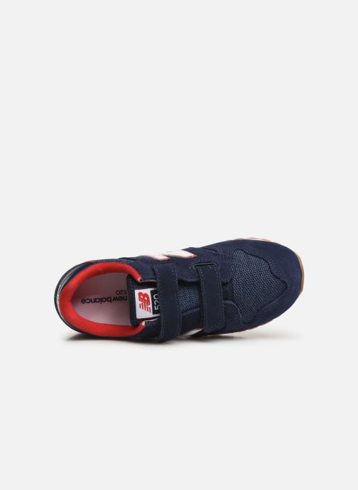 Sneakers New Balance YV520 M Blauw links