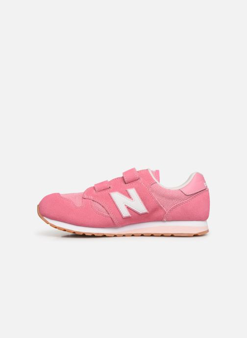 Baskets New Balance YV520 M Rose vue face