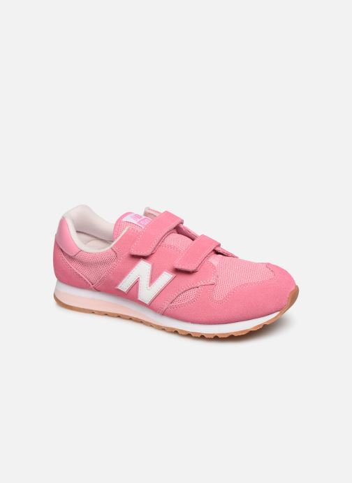 Baskets New Balance YV520 M Rose vue détail/paire