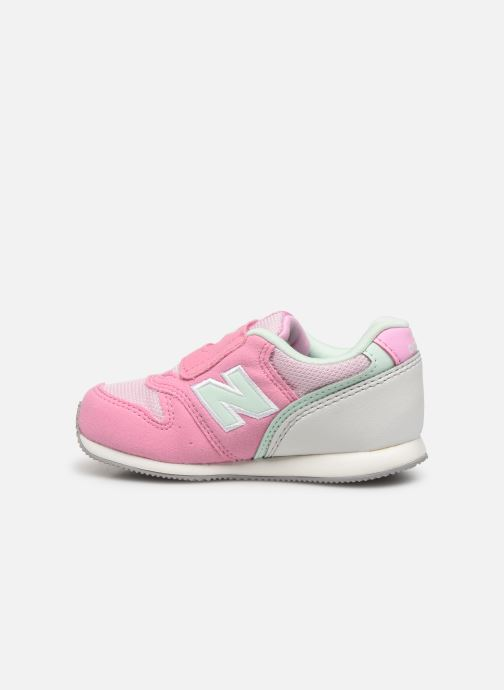 Baskets New Balance IV996 M Rose vue face