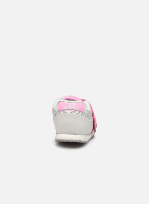 Sneakers New Balance IV996 M Roze rechts