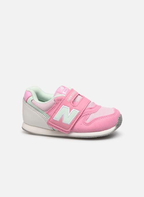 Sneakers New Balance IV996 M Rosa immagine posteriore