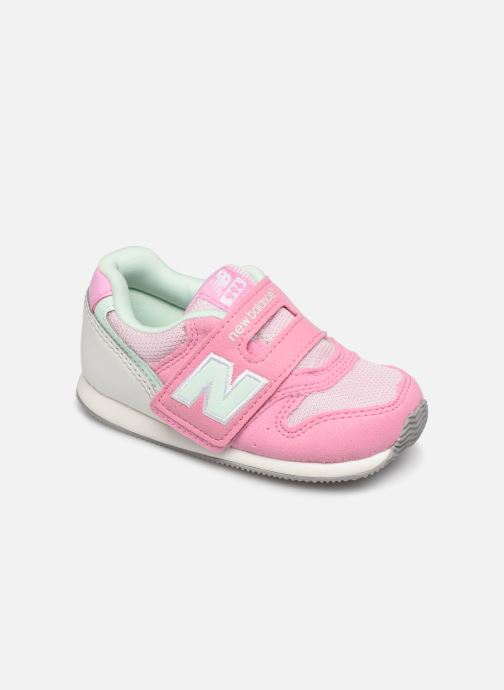 Trainers New Balance IV996 M Pink detailed view/ Pair view
