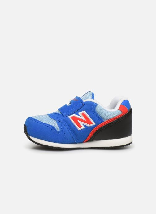 Sneakers New Balance IV996 M Blauw voorkant