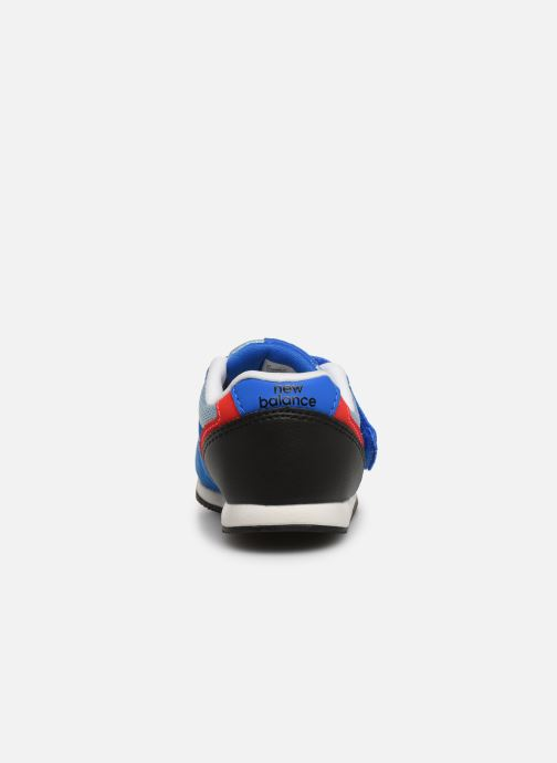 Trainers New Balance IV996 M Blue view from the right