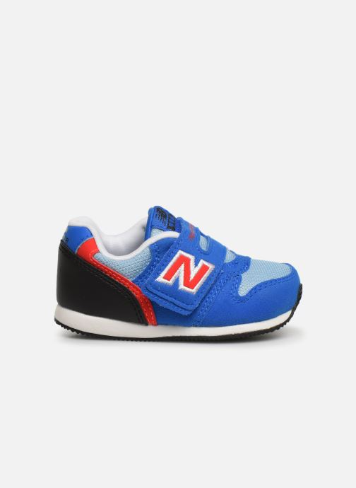 Sneakers New Balance IV996 M Blauw achterkant