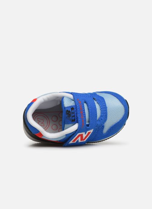 Trainers New Balance IV996 M Blue view from the left
