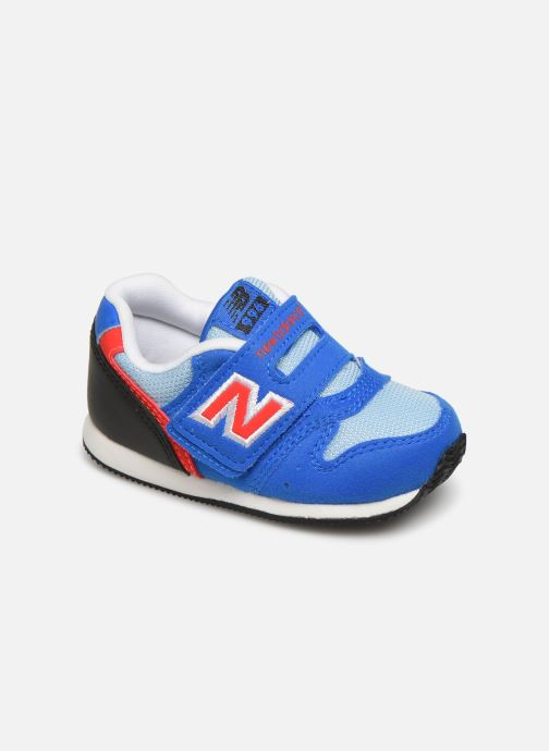 Trainers New Balance IV996 M Blue detailed view/ Pair view