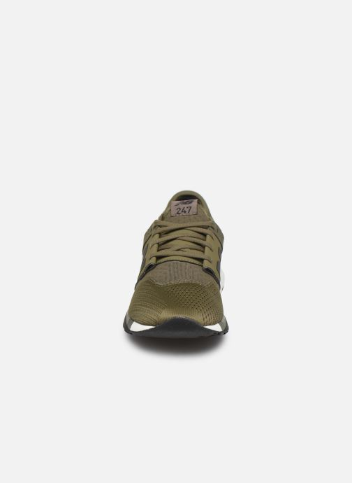 Trainers New Balance KL247 M SMU Green model view