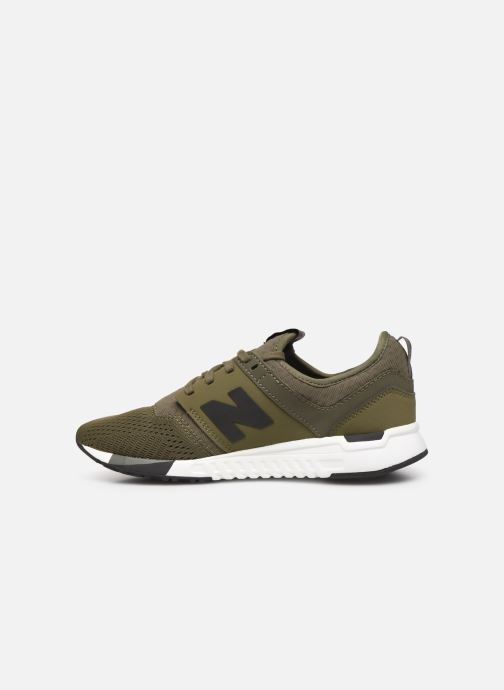 Trainers New Balance KL247 M SMU Green front view