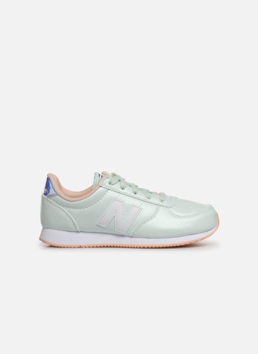 Sneakers New Balance YC220 M Blauw achterkant