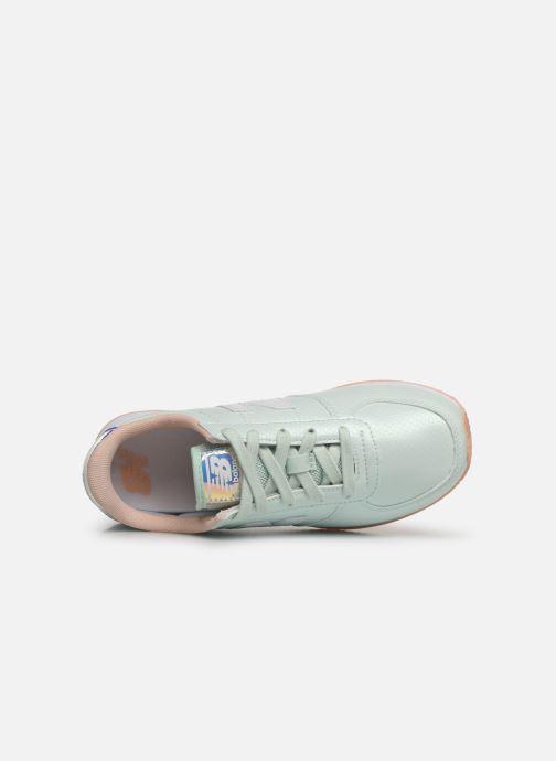 Sneakers New Balance YC220 M Blauw links