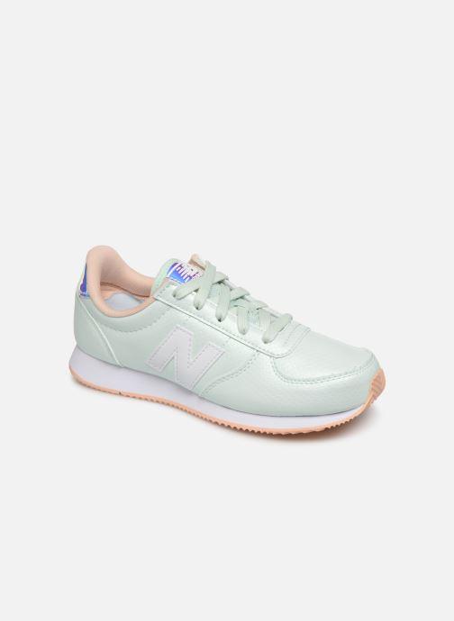 Sneakers New Balance YC220 M Blauw detail