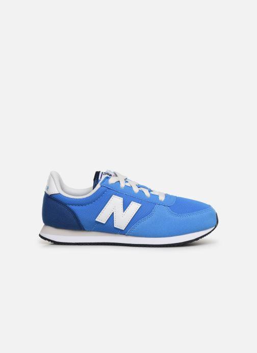 Sneakers New Balance YC220 M Blå se bagfra