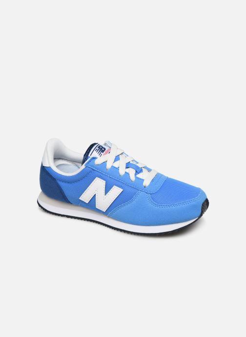Sneakers New Balance YC220 M Blå detaljeret billede af skoene