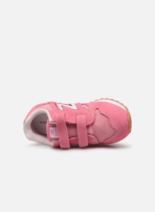 Trainers New Balance IV520 M Pink view from the left