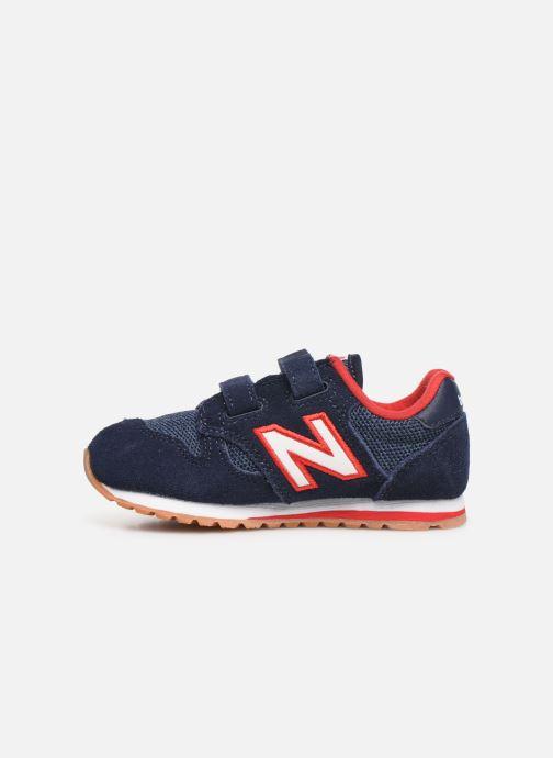 Sneakers New Balance IV520 M Azzurro immagine frontale