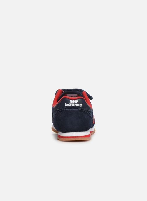 Sneakers New Balance IV520 M Azzurro immagine destra