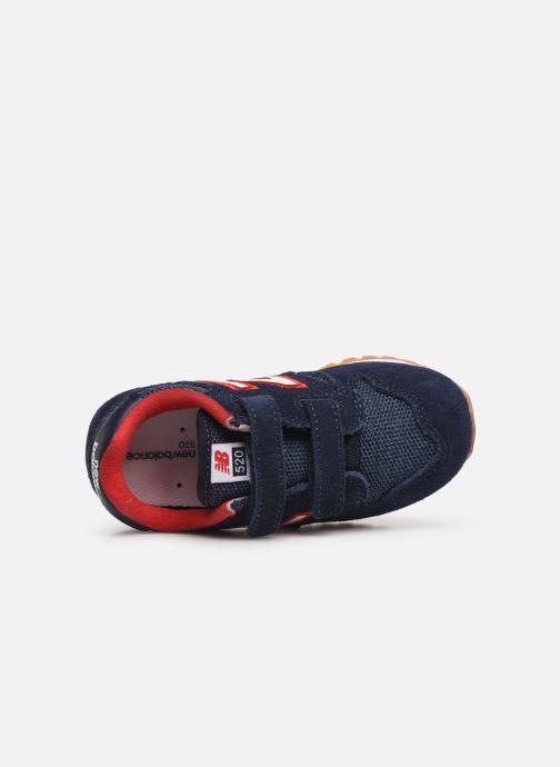 Sneakers New Balance IV520 M Azzurro immagine sinistra