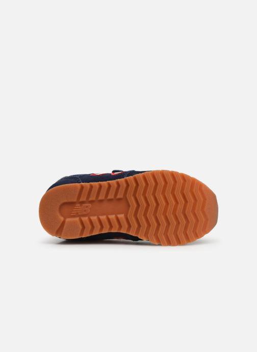 Sneakers New Balance IV520 M Azzurro immagine dall'alto