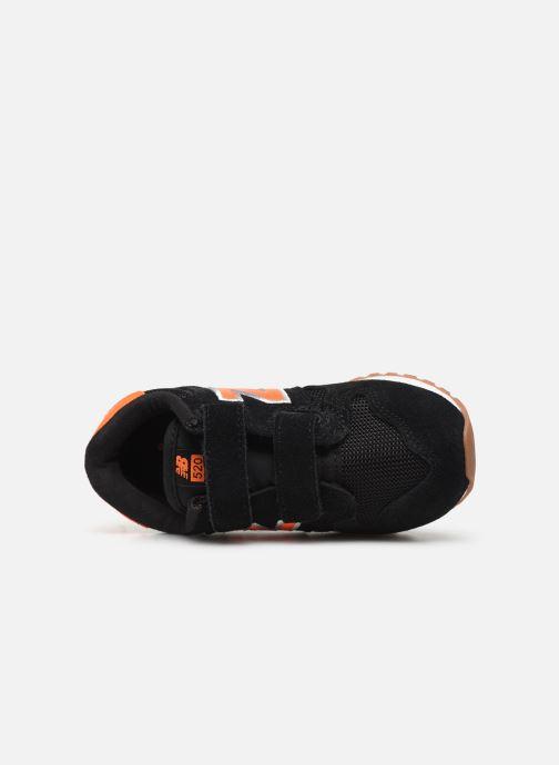 Sneakers New Balance IV520 M Nero immagine sinistra
