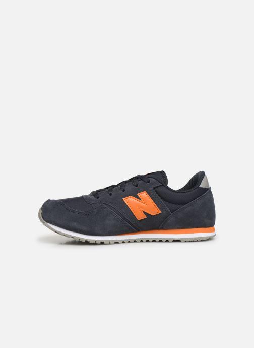 Sneaker New Balance YC420 M blau ansicht von vorne