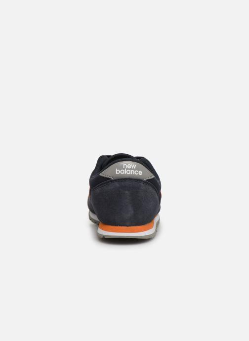 Sneaker New Balance YC420 M blau ansicht von rechts