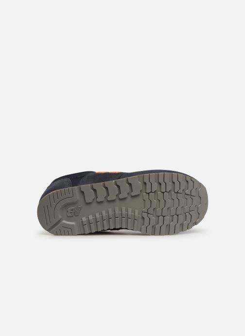 Sneakers New Balance YC420 M Blauw boven