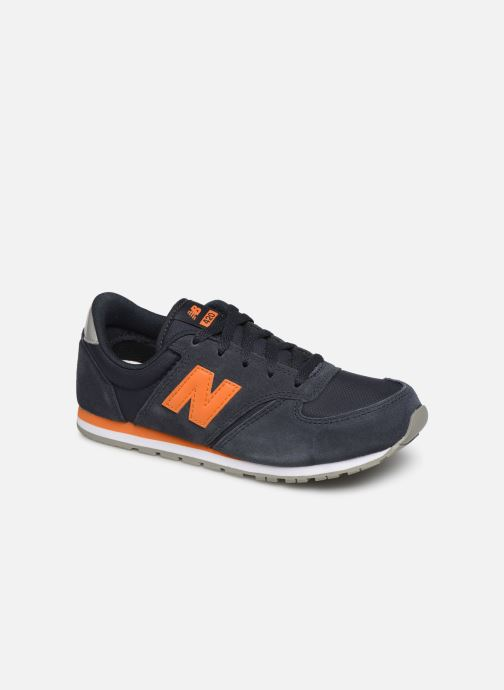 Trainers New Balance YC420 M Blue detailed view/ Pair view