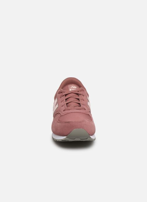 Trainers New Balance YC420 M Pink model view