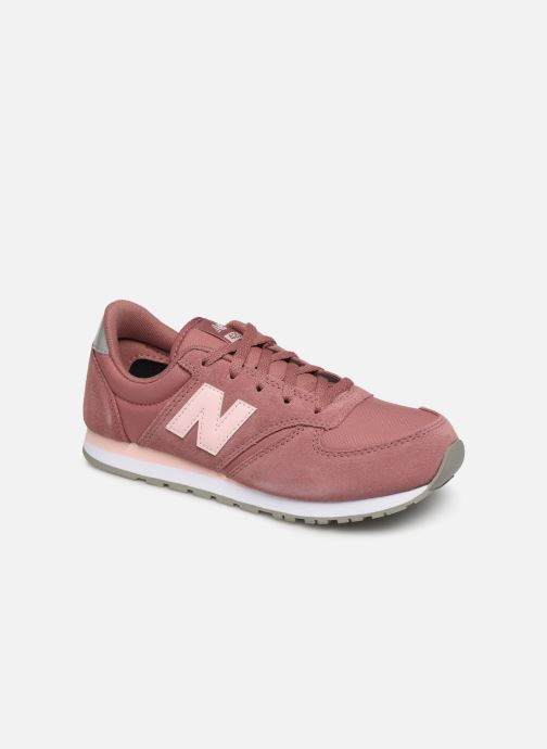 Trainers New Balance YC420 M Pink detailed view/ Pair view