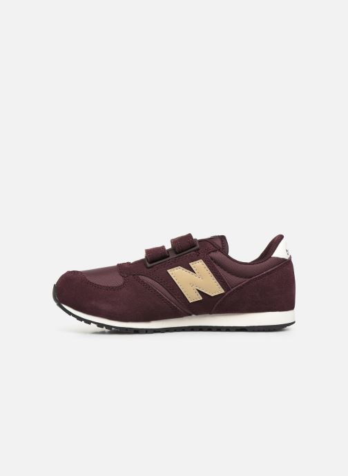 Sneakers New Balance YV420 M Bordeaux voorkant