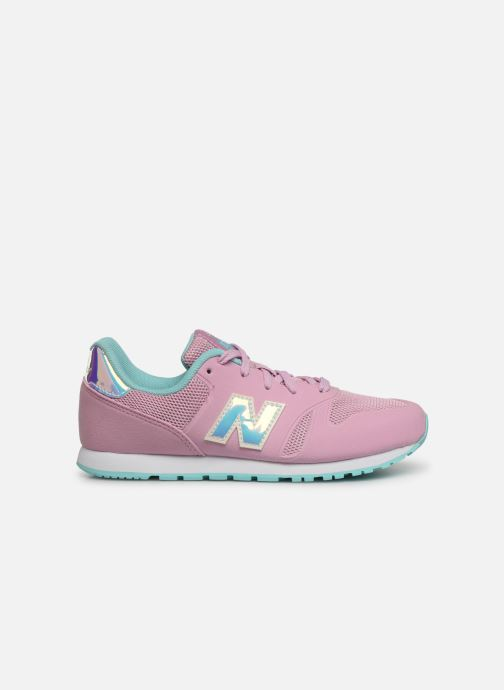 Trainers New Balance YR373 M Pink back view