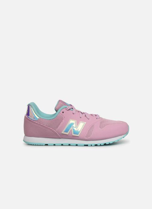Sneakers New Balance YR373 M Roze achterkant