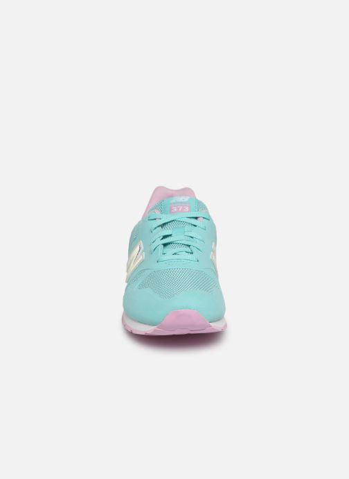 Sneakers New Balance YR373 M Blauw model