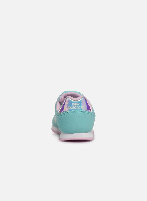 Sneakers New Balance YR373 M Blauw rechts