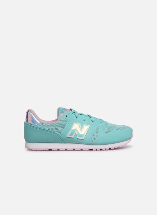 Sneakers New Balance YR373 M Blauw achterkant