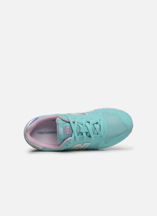 Sneakers New Balance YR373 M Blauw links