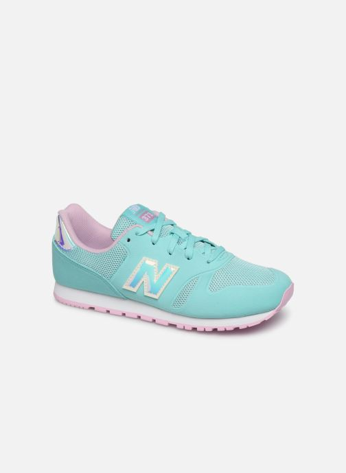 Trainers New Balance YR373 M Blue detailed view/ Pair view