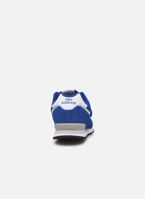 Sneakers New Balance YV574 M Blauw rechts