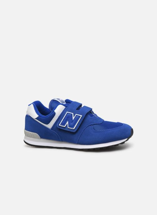Trainers New Balance YV574 M Blue back view