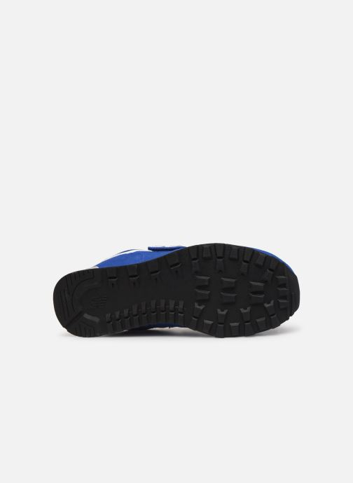 Sneakers New Balance YV574 M Blauw boven