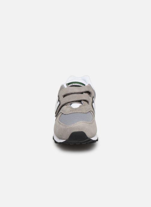 Sneaker New Balance YV574 M grün schuhe getragen