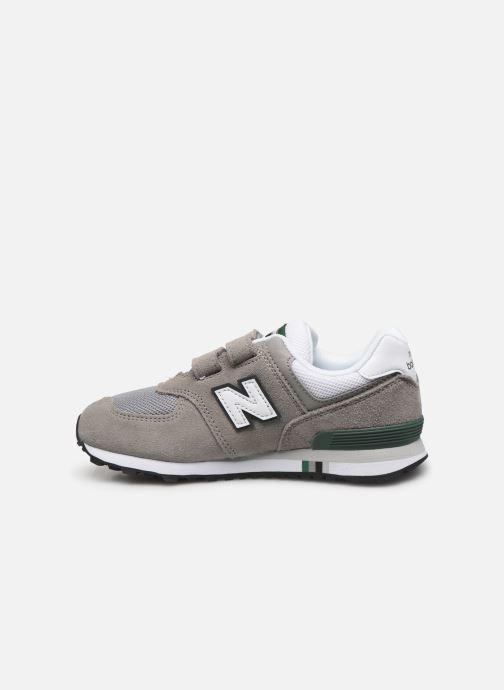 Sneaker New Balance YV574 M grün ansicht von vorne
